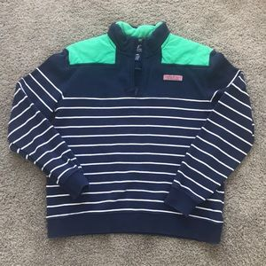 Vineyard Vines 1/4 zip up